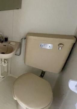 【トイレ】コーポ吉