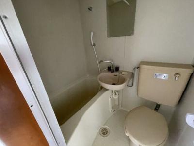 【浴室】コーポ吉