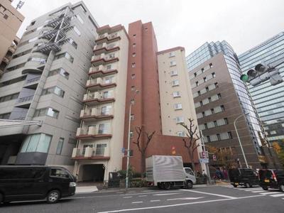 ハイマート渋谷神泉 外観です。