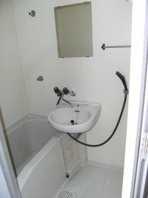 【浴室】ハイツPAL