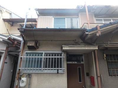 【外観】中小阪5丁目 貸家