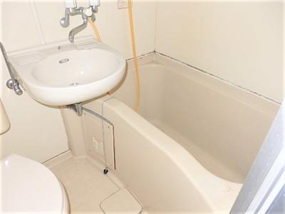 【浴室】デイルーチェ上町EAST