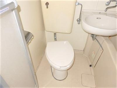 【トイレ】デイルーチェ上町EAST