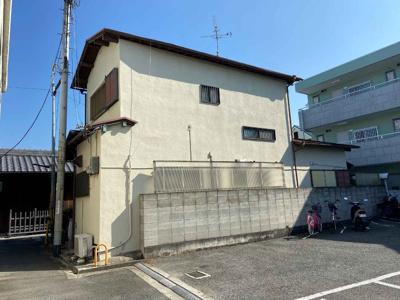 【外観】堺市西区鳳西町 中古戸建