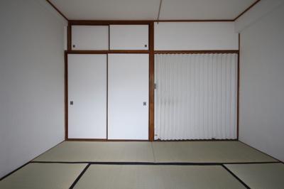 【寝室】マンション福田