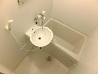 【浴室】レオパレスエスペランサ