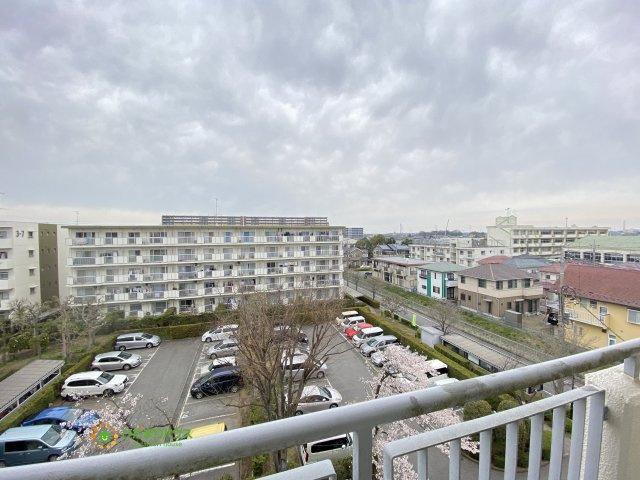 【展望】東鷲宮ニュータウン公園通り 3-5号棟