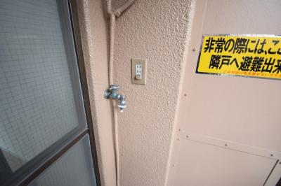 【設備】コーポスクエア24