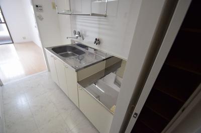 【キッチン】コーポスクエア24
