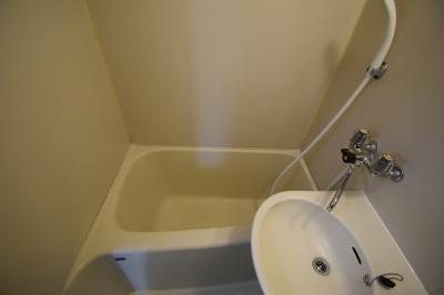 【浴室】コーポスクエア24
