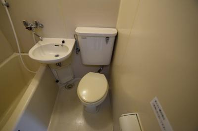 【トイレ】コーポスクエア24