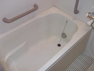 【浴室】レジデンス桂