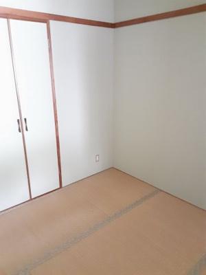 【和室】天久第六マンション