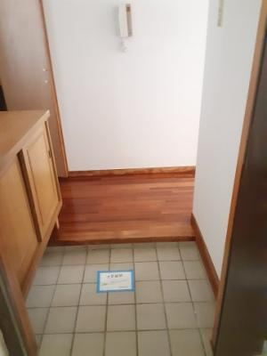 【玄関】天久第六マンション