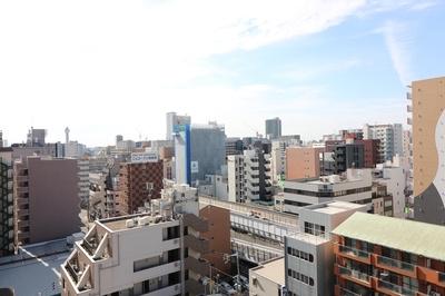 11階のお部屋からの眺望です!