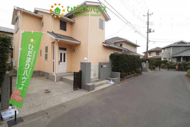 【前面道路含む現地写真】久喜市久喜新 中古一戸建て