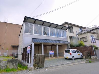 【外観】紀寺テナントⅡ