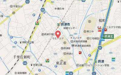 ステーションハイツ千里丘Ⅱ