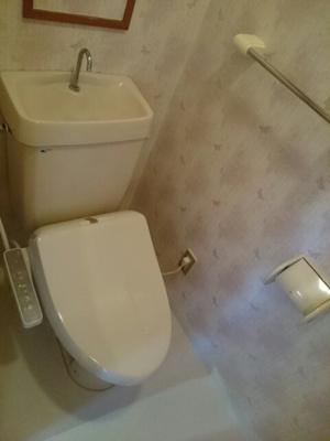 【トイレ】メゾン花梨