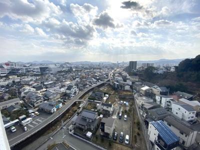 【展望】アルファステイツ愛宕山