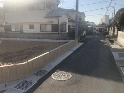 【前面道路含む現地写真】小野市天神町16期 1号棟