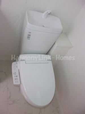 プリエール目白のシンプルで使いやすいトイレです☆