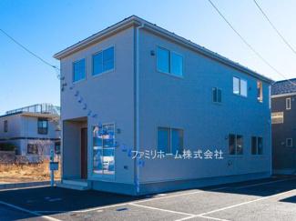 千葉市花見川区朝日ケ丘 新築一戸建 ※令和3年1月撮影写真です。