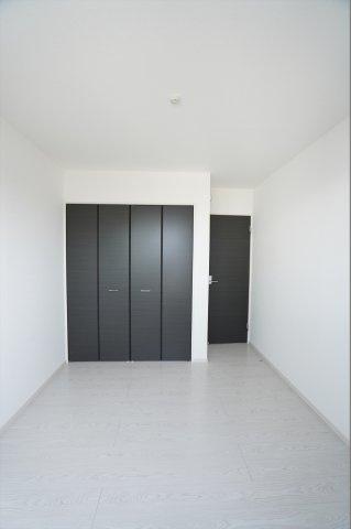 5.2帖の子供部屋もすっきりとしたお部屋です。長く大切に過ごせるお部屋になりそうですね。