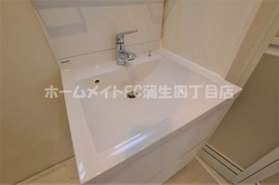 【独立洗面台】セント・レナーズ大阪城東