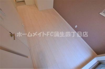 【寝室】セント・レナーズ大阪城東