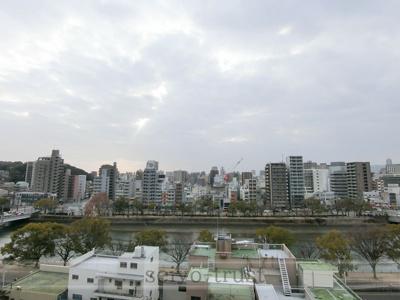 【展望】ノーブル広島駅前