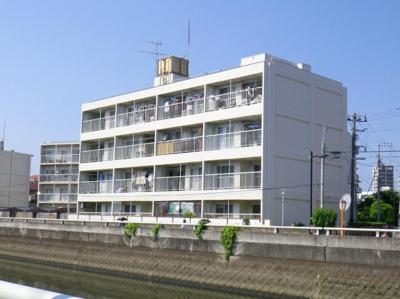 【外観】中山第3マンション
