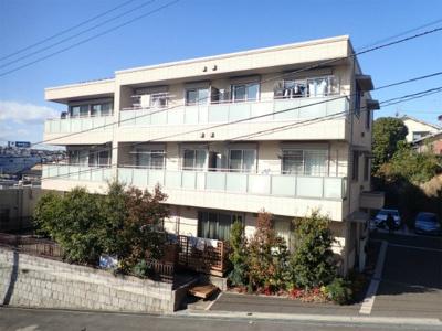 積水ハウス施工の賃貸住宅シャーメゾン♪小田急小田原線「百合ヶ丘」駅徒歩5分!室内小型犬OK♪ワンちゃんと暮らせる3階建てマンションです!