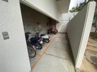 【駐輪場】日商岩井芦屋ガーデンヒルズH棟