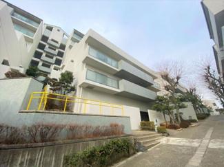 【外観】日商岩井芦屋ガーデンヒルズH棟