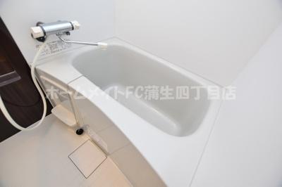 【浴室】ハーモニーテラス今福西Ⅱ