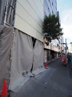 【外観】千代田区飯田橋1丁目 建築条件なし土地