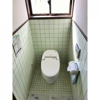 【トイレ】彦根市須越町 中古戸建