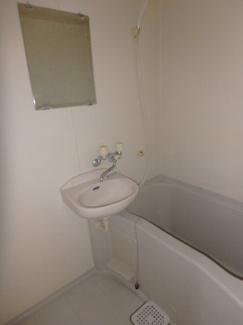【浴室】グレイス・ジュミ