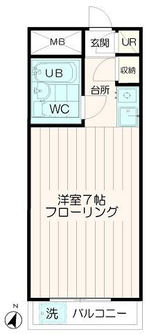 洋室7.0帖【エントピア・タナカ】