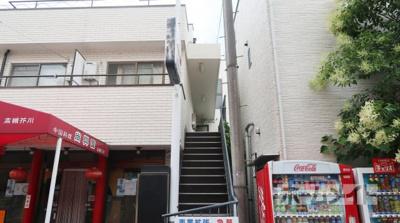 【エントランス】臼井ビル