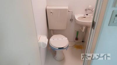 【トイレ】臼井ビル