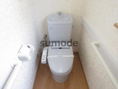 【トイレ】安岡寺1丁目アパート