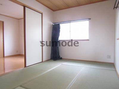 【寝室】安岡寺1丁目アパート