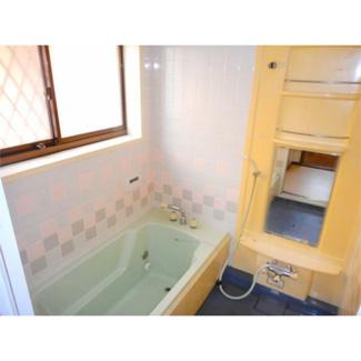 【浴室】彦根市中藪町 中古戸建