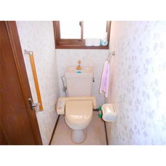 【トイレ】彦根市中藪町 中古戸建