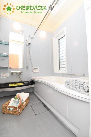 【浴室】桶川市坂田東2丁目 中古一戸建て