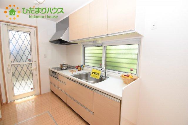 【キッチン】桶川市坂田東2丁目 中古一戸建て