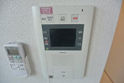 【セキュリティ】レジュールアッシュ天王寺堂ヶ芝
