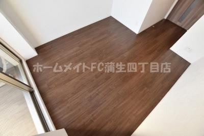【洋室】エスリード大阪CENTRAL AVENUE